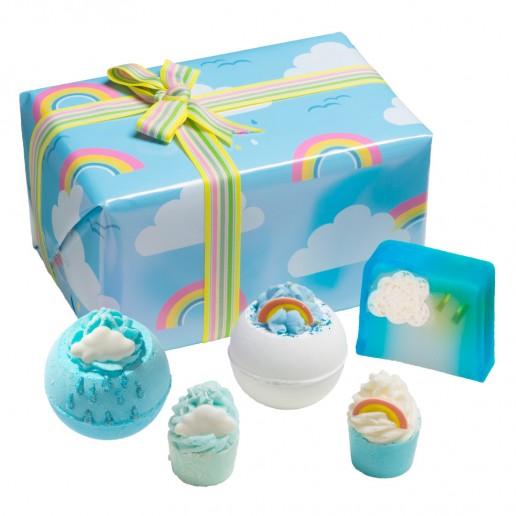 Right as Rain Gift Set - Bath Bomb Cosmetics