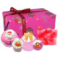 Robin the Red Gift Set - Bath Bomb
