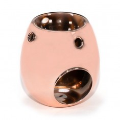 Rose Gold Metallic - Wax Melt Burner