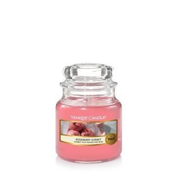 Roseberry Sorbet - Yankee Candle Small Jar.jpg