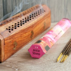 Incense sticks stress relief