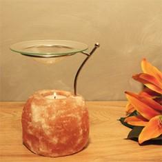 Himalayan Salt Crystal Wax Melt Warmer