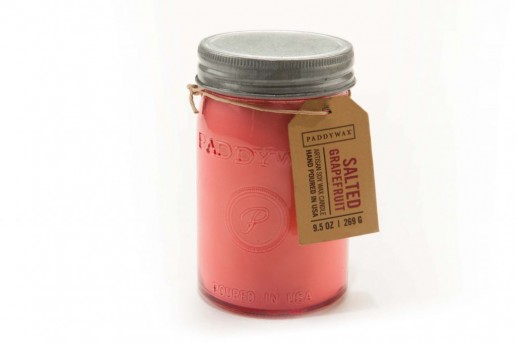 Salted Grapefruit - Relish Vintage Large Jar Paddywax Candle