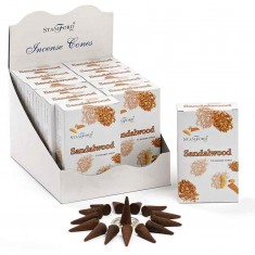 Sandalwood - Stamford Incense Cones
