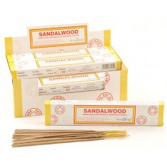Sandalwood - Stamford Masala Incense Sticks box