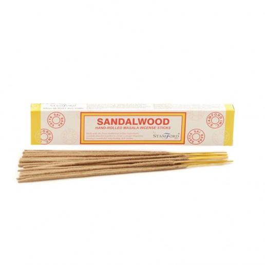 Sandalwood - Stamford Masala Incense Sticks