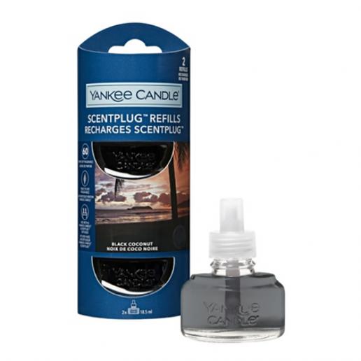 Scent Plug Refill- YC Black Coconut
