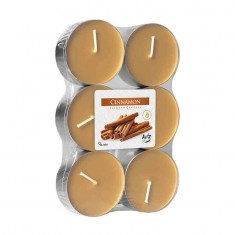 Scented tea Lights 10h - Cinnamon