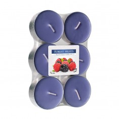 Scented tea Lights 8h - Forest Fruits