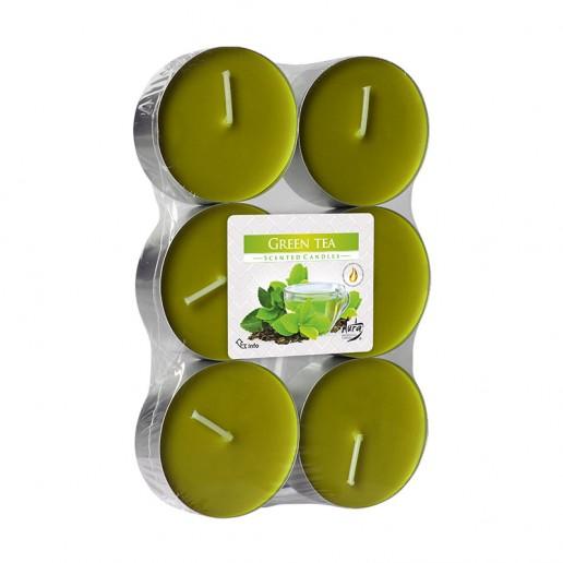 Scented tea Lights 10h - Green Tea