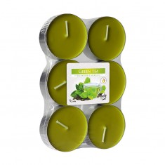 Scented tea Lights 8h - Green Tea