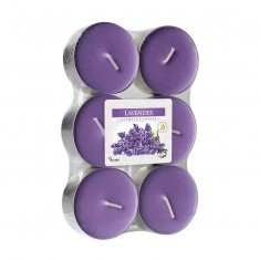 Scented tea Lights 8h - Lavender