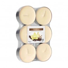 Scented tea Lights 10h - Vanilla
