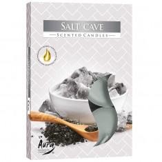 Scented Tea Lights 6pk - Salt Cave