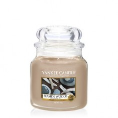 Seaside Woods - Yankee Candle Medium Jar