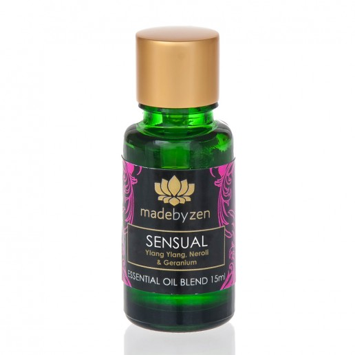 Sensual - Essential Oil Blend Made By Zen