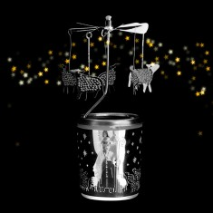 Sheep - Spinning Tea Light Candle Holder