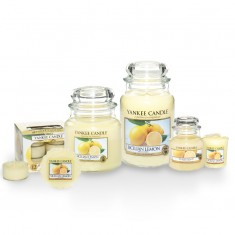 Yankee Candle - Sicilian Lemon Scented Candles