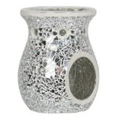 Silver Wax Melt / Oil Burner