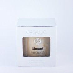 Simani - Scented Candle in Glass box