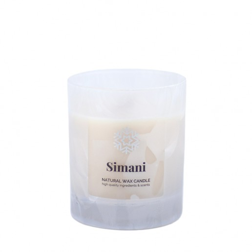 Simani - Scented Candle in Glass