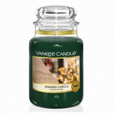 Singing Carols - Yankee Candle Large Jar