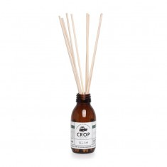 Sloe - Crop Reed Diffuser in Brown Jar