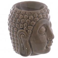 Small Buddha Head Grey