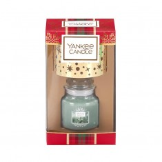 Small Jar With Shade - Yankee Candle Christmas Gift Set 2019 Candlemania