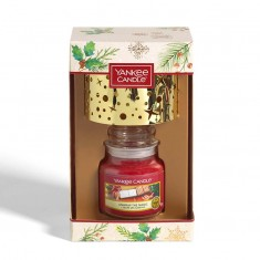 Small Jar With Shade - Yankee Candle Christmas Gift Set 2020 Candlemania