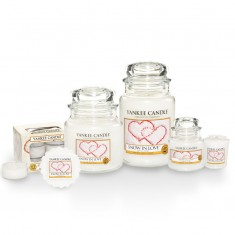 Snow In Love Yankee Candle family