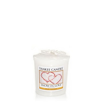 Snow in Love - Yankee Candle Samplers Votive