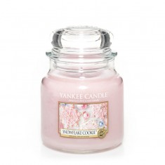 Snowflake Cookie - Yankee Candle Medium Jar