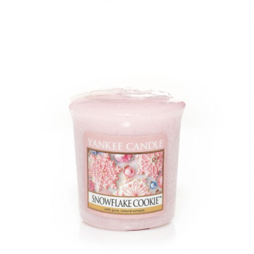 Snowflake Cookie - Yankee Candle Samplers Votive