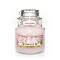 Snowflake Cookie - Yankee Candle Small Jar