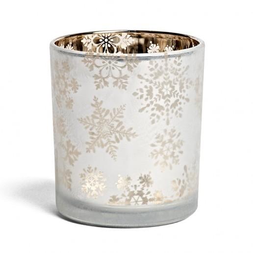Snowflake - Yankee Candle Votive Holder