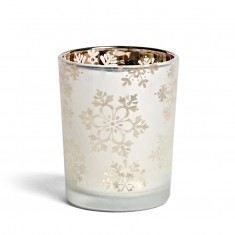 Snowflake - Yankee Candle Tea Light Holder