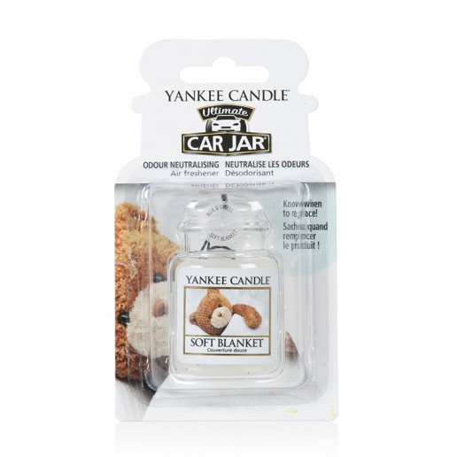 Soft Blanket - Yankee Candle Car Jar Ultimate