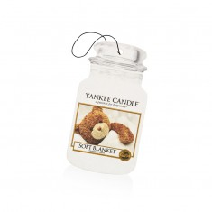Soft Blanket - Yankee Candle Car Jar