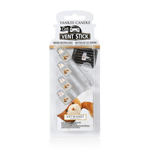 Soft Blanket - Yankee Candle Car Vent Stick