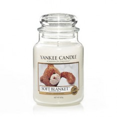 Soft Blanket - Yankee Candle Large Jar