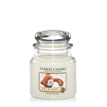 Soft Blanket - Yankee Candle Medium Jar