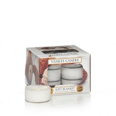 Soft Blanket - Yankee Candle Tea Lights