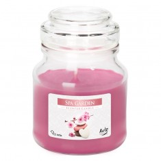 Spa Garden - Scented Candle Small Jar Best Smelling Irish website