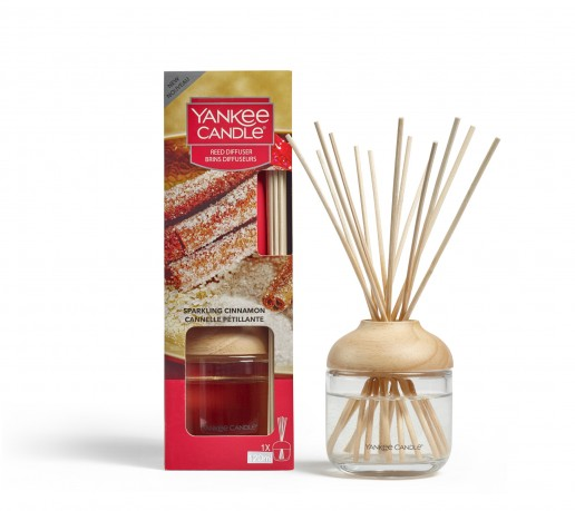 Sparkling Cinnamon - Yankee Candle Reed Diffuser