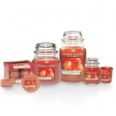 Spiced Orange Yankee Candle family