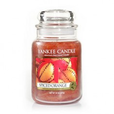 Spiced Orange - Yankee Candle Large Jar