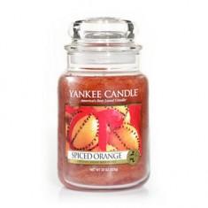 Spiced Orange - Yankee Candle Large Jar