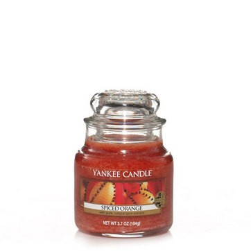 Spiced Orange - Yankee Candle Small Jar