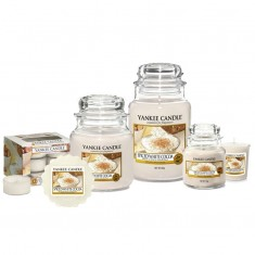 Spiced White Cocoa Yankee Candle Family